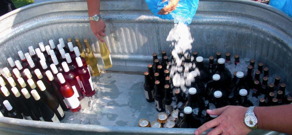 Wine Wine versus Beer: A Tasty Debate
