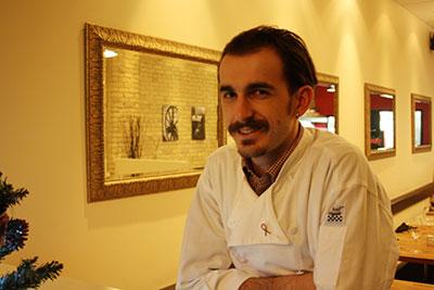 "Chef ""Dacha"" Markovic of Kantina"