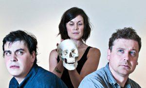 Raymond Moreau, Sarah Green and Chris Kevillin Rosencrantz and Guildenstern Are Dead