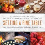 Setting a fine table baird wranich