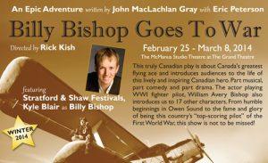 Billy Bishop poster image