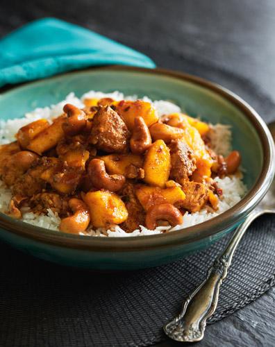 Chicken w Cashews Mango (2)