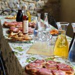 At San Donato Winery, on the hills of San Gimignano