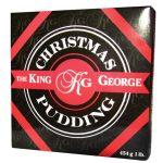 King George Christmas Pudding