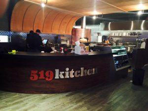 The 519 Kitchen will focus on local seasonal fare