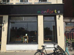 Monforte on Wellington