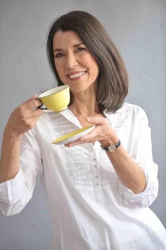 Author Linda Gaylard