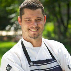 Chef and author Adam Hynam-Smith