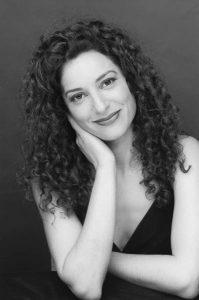 Jazz vocalist Lara Solnicki