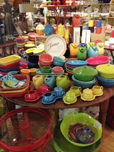 fiestaware at watsons