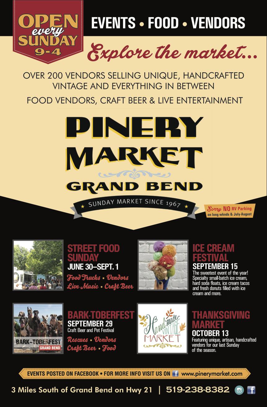 Shop and Socialize: Strathroy Farmers' Market – eatdrink Magazine